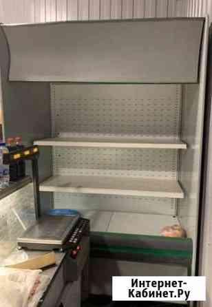 Холодильник витрина пристенная Шебекино
