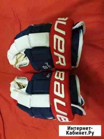 Хоккейные краги bauer nexus 2N Иркутск