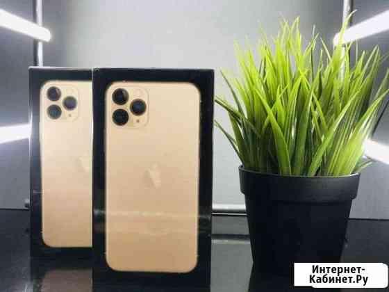 Смартфон Apple iPhone 11 Pro 64 Gb Gold RU/A Липецк