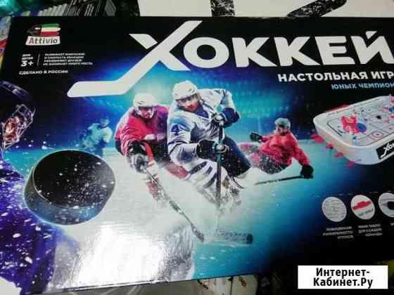 Игра настольная Attivio Хоккей 40-0007 Брянск