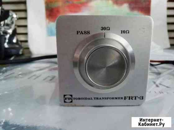 Fidelity Research FRT-3 повышающий трансформатор Борисоглебск