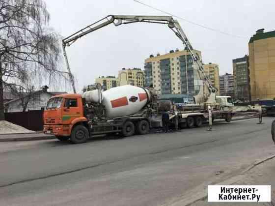 Бетон м100-м500 Курск