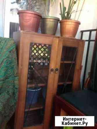 Шкаф массив сосна Курган