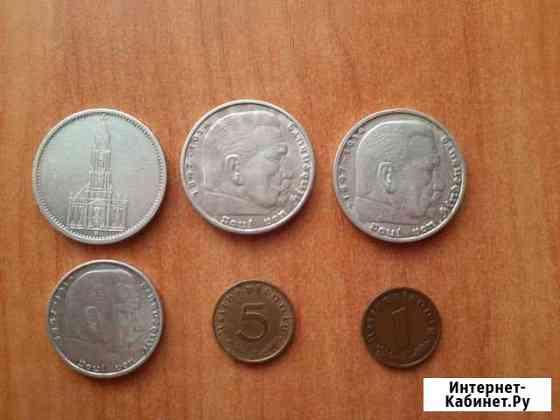 Монеты 3-й рейх Пенза