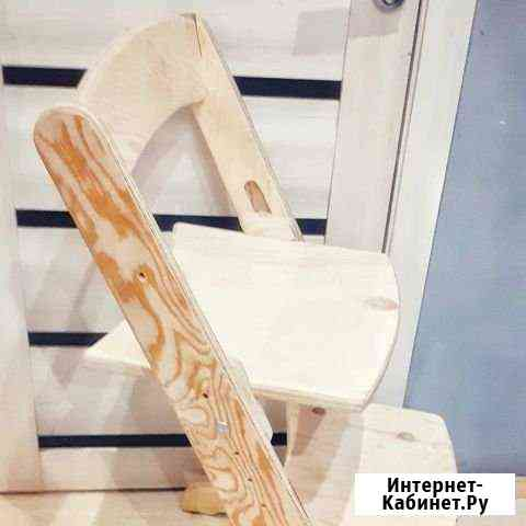 Деревянная мебель и игрушки для детей Улан-Удэ