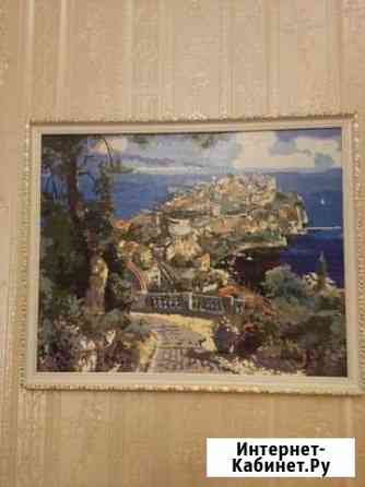 Картина Княжеский замок в Монако Владикавказ