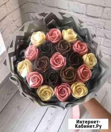 Букет из шоколадных роз Абакан