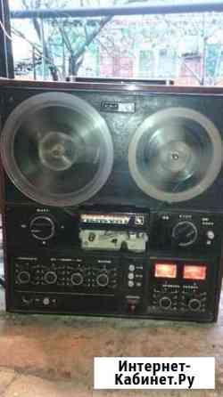 Катушечный магнитофон Майкоп
