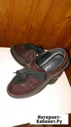 Ботинки подростковые Саранск