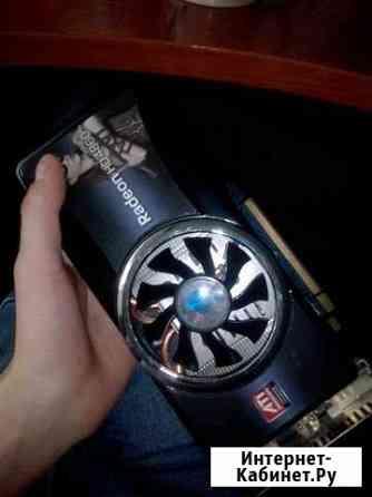 Видеокарта Radeon HD 4860 Вычегодский