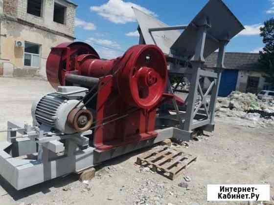 Агрегат дробления (дробилка см-741) Белогорск
