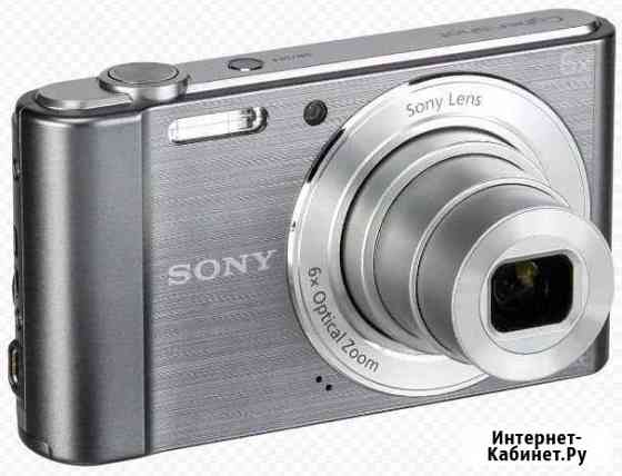 Цифровой фотоаппарат sonydsc-W610 Новокузнецк