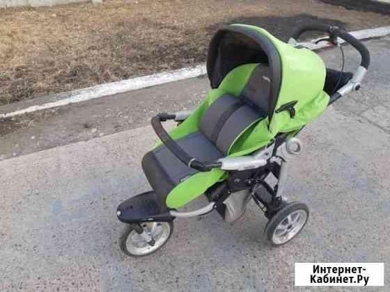Итальянская коляска Чита