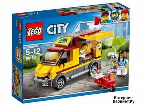 Конструктор lego City 60150 Фургон-пиццерия Псков