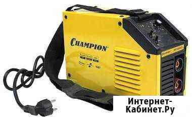 Сварочный инвертор champion IW-140/6ATL Ижевск