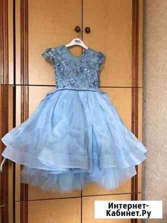 Платье детское,на 5-7лет Каспийск