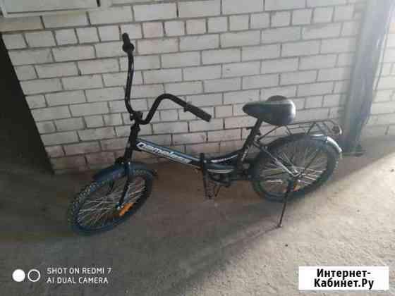 Велосипед складной в отличном состоянии Ярославль