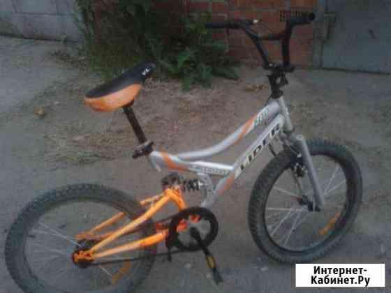 Детский велосипед лидер Омск