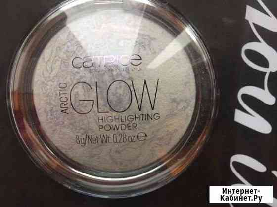 Хайлайтер Catrice Arctic Glow Highlighting Powder Воронеж