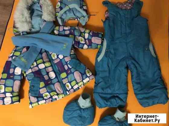 Зимний костюм (трансформируется в весну) Batik Тюмень
