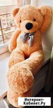 Плюшевый медведь (новый) Иркутск