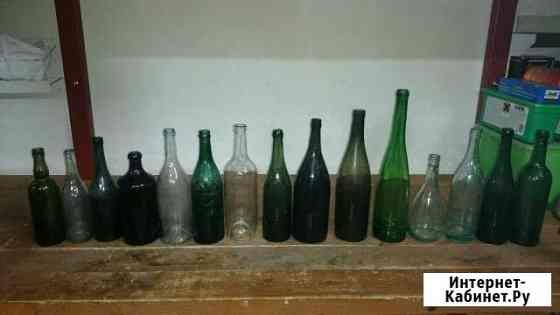 Коллекция бутылок для интерьера Владимир