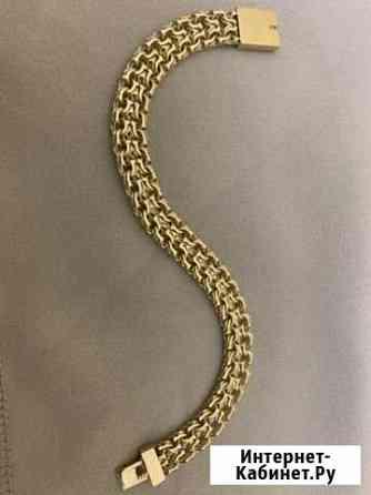 Золотой браслет от производителя Махачкала