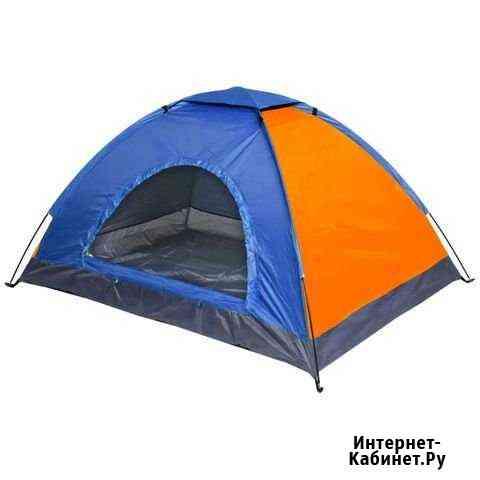 Двухместная палатка туристическая Ангара-2 новая Ижевск