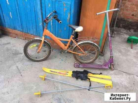 Велосипед Городовиковск
