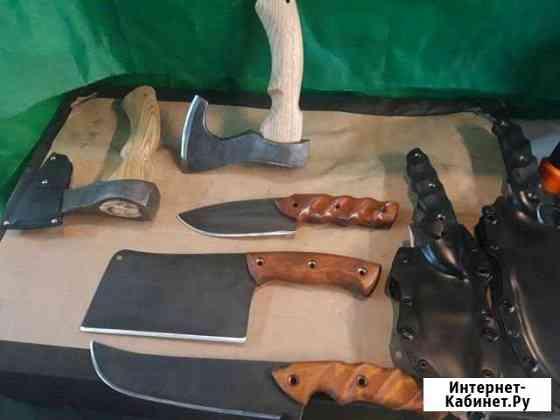 Продаю ножи ручной работы топоры Заводская ковка Калининград