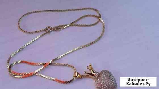 Серебро 925- кулон цепочки Нальчик