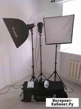 Комплект оборудования для фотостудии Тамбов