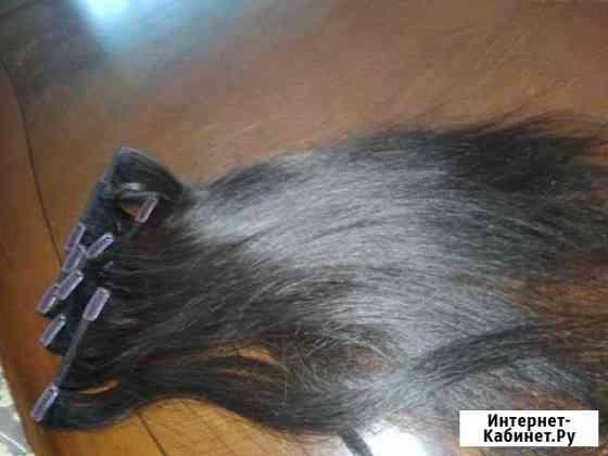 Волосы на заколках Грозный