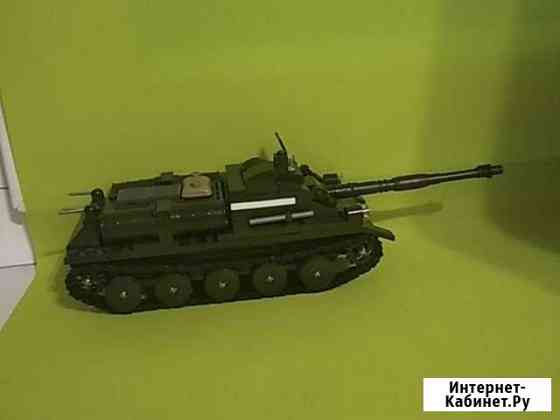 Лего танк Владикавказ
