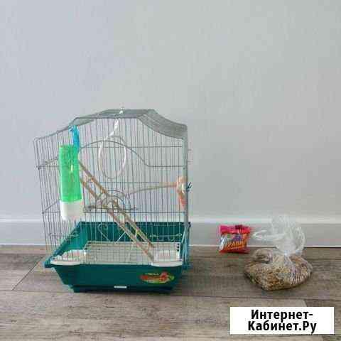 Клетка для попугая Самара