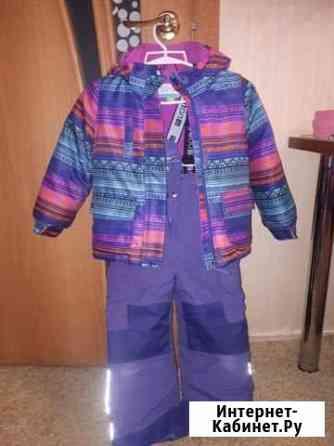 Зимний костюм для девочки Горно-Алтайск