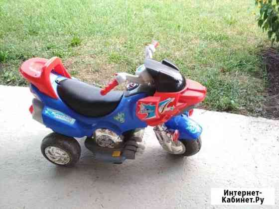 Детский электромотоцикл Ставрополь