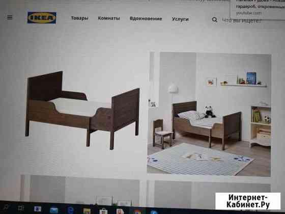Продам детскую кроват Иваново