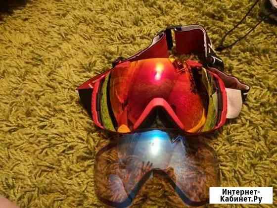 Горнолыжные очки smith I/O Абакан
