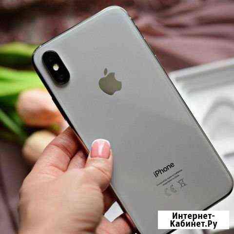 iPhone X 256GB новый рефреш Махачкала