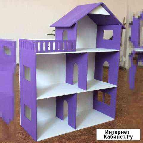 Кукольный домик №2 Нижневартовск