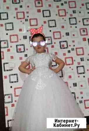 Детские пышные нарядные платья Махачкала