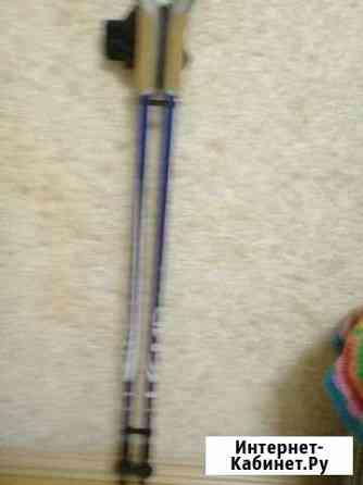 Палки для занятия скандинавской ходьбой Тюмень