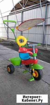 Велосипед детский трёхколёсный Лиски