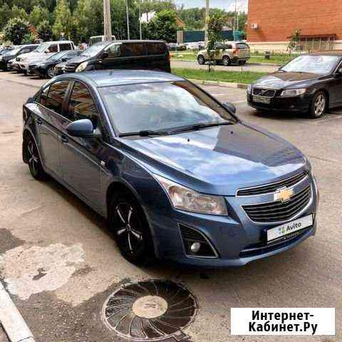 Chevrolet Cruze 1.8AT, 2013, 99000км Липецк