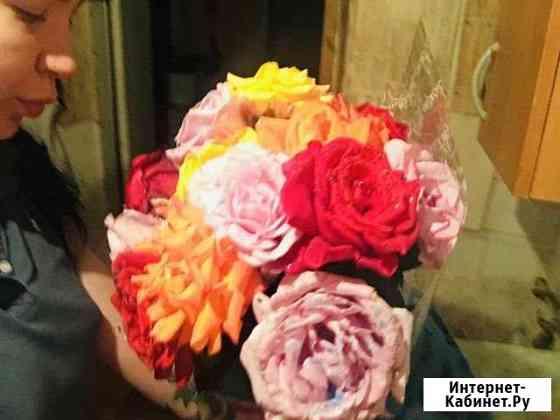 Букеты роз Джанкой