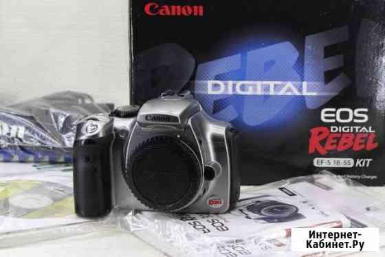 Canon EOS 300d (EOS Digital Rebel) body Пермь