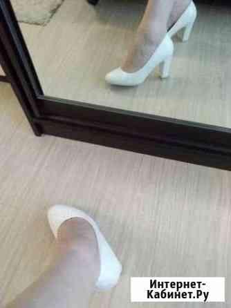 Туфли свадебные р. 38-39 Людиново