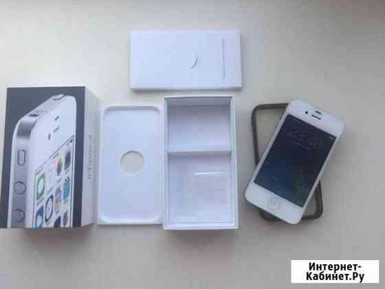 Телефон iPhone 4 Шадринск