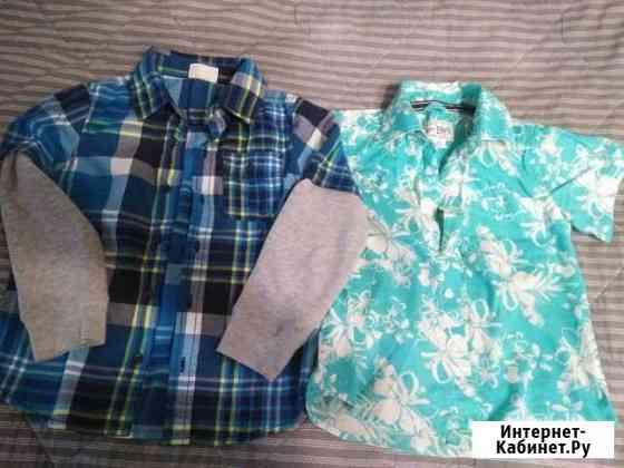 Рубашки на мальчика Вологда